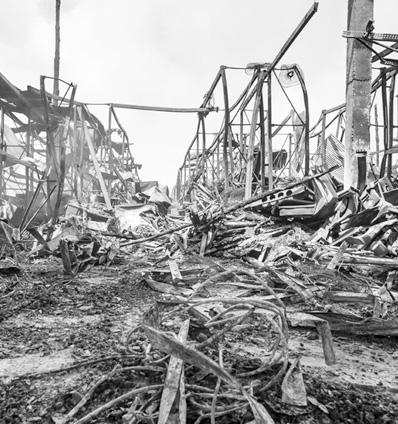 Schadensabwicklung Brandschäden